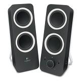 LOGITECH Z200 Multimedia Speakers [980-000848] - Black - Speaker Computer Basic 2.0
